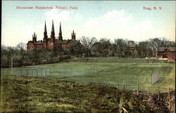 Rensselaer Polytechnic Institute - Athletic Field