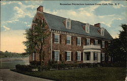 Rensselaer Polytechnic Institute - Union Club