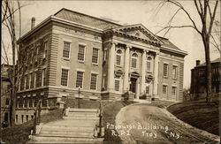 Rensselaer Polytechnic Institute - Pittsburgh Building