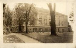 Library, Rensselaer Polytechnic Institute