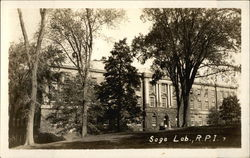 Sage Lab, Rensselaer Polytechnic Institute