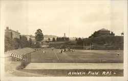 Athletic Field, Rensselaer Polytechnic Institute