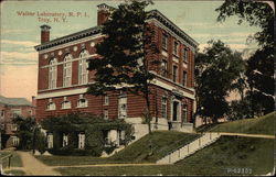 Walker Laboratory, Rensselaer Polytechnic Institute