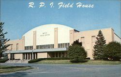 R.P.I Field House