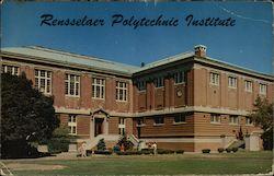 87 Gym, Rensselaer Polytechnic Institute