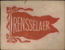 Rensselaer Tobacco Leather
