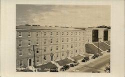 Upper Classmen's Dormitories North Hall & E-Complex, Sage Ave
