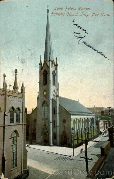 Saint Peters Roman Catholic Church