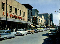 F.W. Woolworth Co