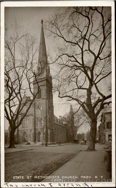 State St. Methodists Church