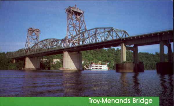 Troy Menands Bridge