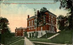 The Walker Chemical Laboratory, Rensselaer Polytechnic Institute