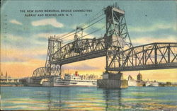 The New Dunn Memorial Bridge