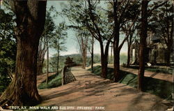 Main Walk and Building Prospect Park