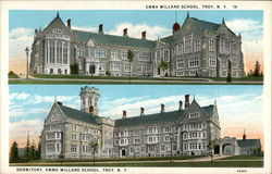 Emma Willard School, 2 views