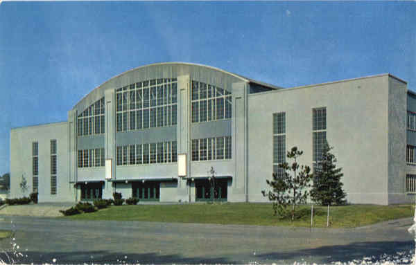 RPI Field House