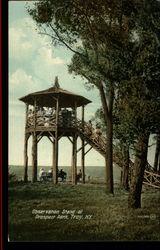 Observation Stand at Prospect Park