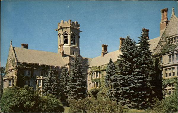 Sage Hall, Emma Willard School