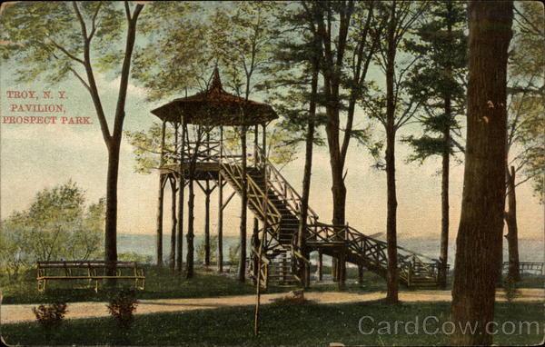 Pavilion, Prospect Park
