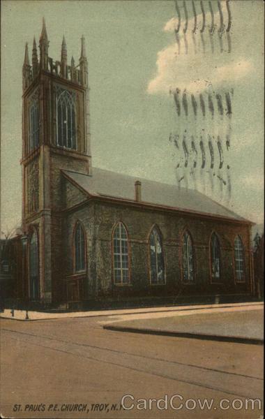 St. Paul's P.E. Church