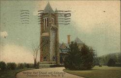 Gardner Earl Chapel and Crematory - Oakwood Cemetery