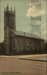 St. Paul's P.E. Church