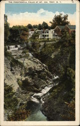 The Poestenkill Falls at Mt. Ida