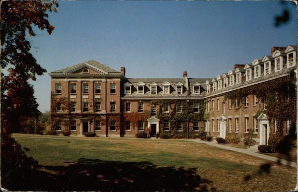 The Dormitory Quadrangle