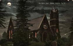 Mary Warren Chapel, Oakwood Cemetery