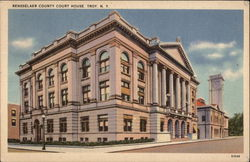 Rensselaer County Court House