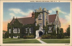 Chapel, Emma Willard School