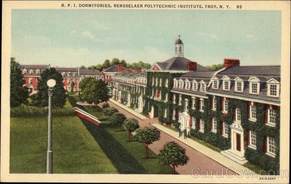 Rensselaer Polytechnic Institute - R.P.I. Dormitories