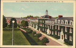 Rensselaer Polytechnic Institute - R.P.I. Dormitories