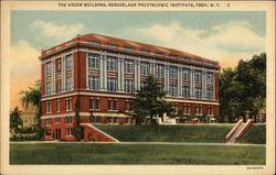 Rensselaer Polytechnic Institute - The Green Building