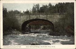 Stone Railroad Bridge, North End