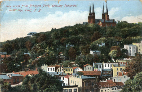 View North From Prospect Park
