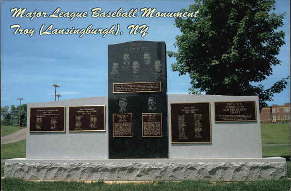 Major League Baseball Monument