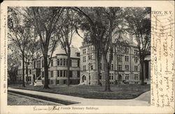 Emma Willard Female Seminary Buildings