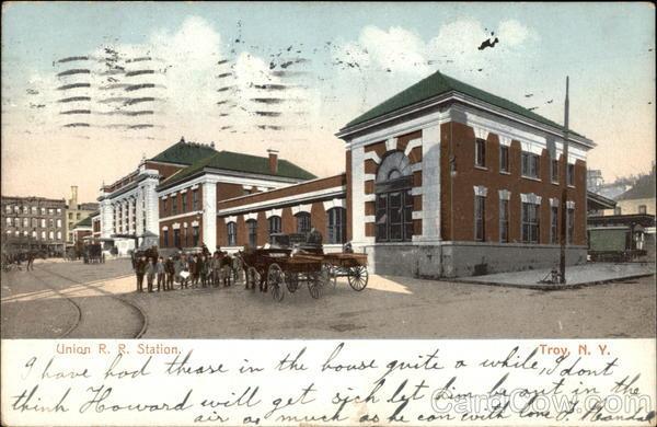 Union R.R. Station