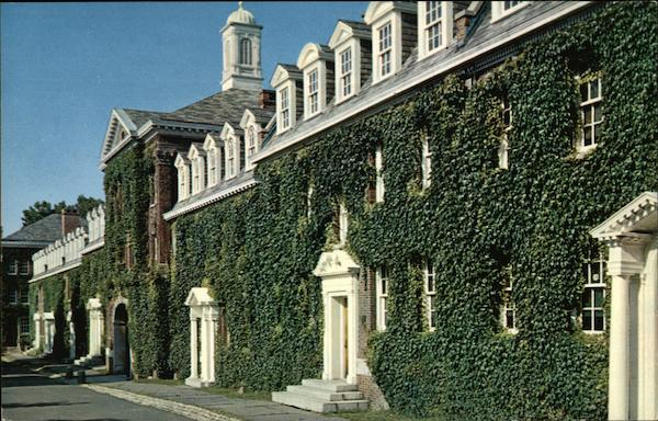 Rensselaer Polytechnic Institute - Dormitories