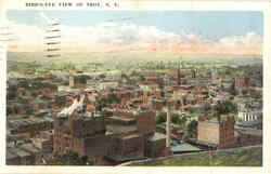 Bird's Eye View Of Troy