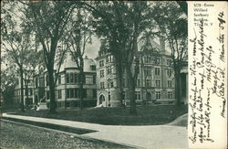 Emma Willard Seminary Building