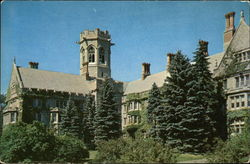 Sage Hall at the Emma Willard School