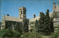 Sage Hall at the Emma Willard School