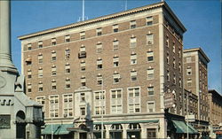 Hendrick Hudson Hotel at Monument Square