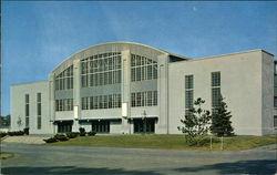 Rensselear Polytechnic Institute - Field House