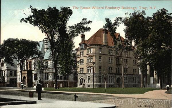 The Emma Willard Seminary Buildings