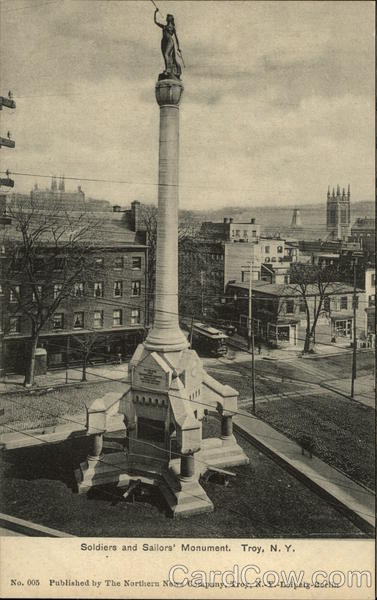 Soldiers and Sailors' Monument