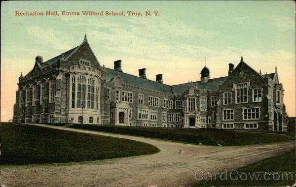 Recitation Hall at Emma Willard School