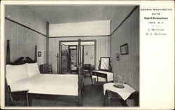 George Washington Suite, Hotel Rensselaer
